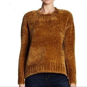 Philosophy women's sweater size S,M color Gold